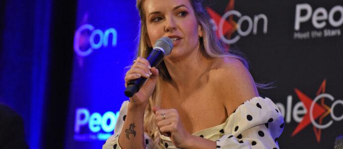 Panel Briana Buckmaster & Kim Rhodes – Supernatural – DarkLight Con 3