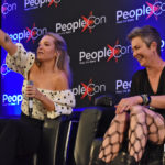 Panel Briana Buckmaster & Kim Rhodes - Supernatural - DarkLight Con 3