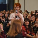 Q&A Ruth Connell - Supernatural - DarkLight Con 3
