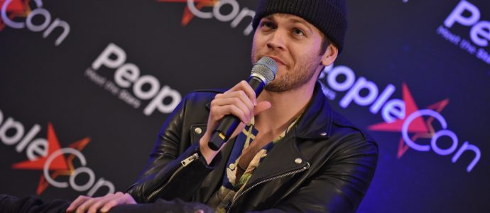 Panel Alexander Calvert - Supernatural - DarkLight Con 3