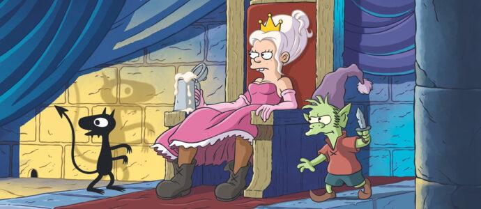 Disenchantment : Netflix dévoile la date de sortie de la nouvelle série de Matt Groening