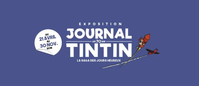 Tintin s'expose au Château de Malbrouck