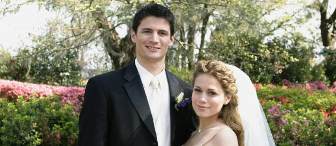 1, 2, 3, Ravens : Haley and Nathan reunited at the One Tree Hill convention of Empire Conventions