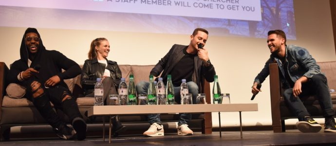 Q&A Chicago PD - Jesse Lee Soffer, Josh Segarra, LaRoyce Hawkins, Tracy Spiridakos - Don't Mess With Chicago 3
