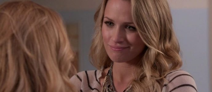 One Tree Hill : Shantel VanSanten will be at the 1,2,3, Ravens convention