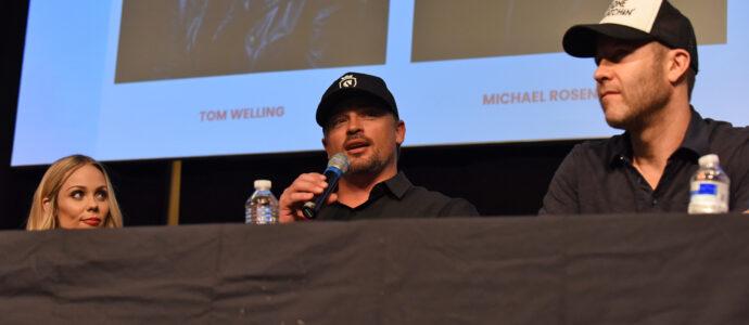 Panel Smallville – Tom Welling, Laura Vandervoort, Michael Rosenbaum – Paris Manga & Sci-Fi Show 26