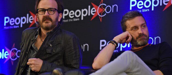 Q&A Matt Cohen, Rob Benedict & Richard Speight Jr. - DarkLight Con 3 - Supernatural