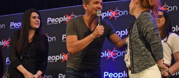Q&A Sebastian Roché – DarkLight Con 3 – Supernatural
