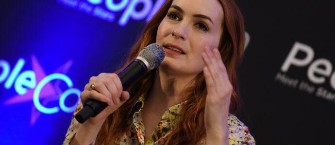 Q&A Felicia Day – DarkLight Con 3 – Supernatural