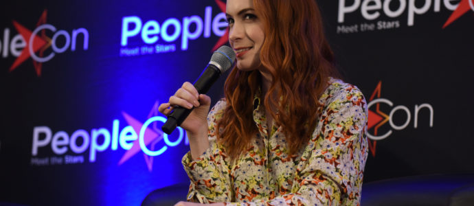 Q&A Felicia Day – DarkLight Con 3 – Supernatural