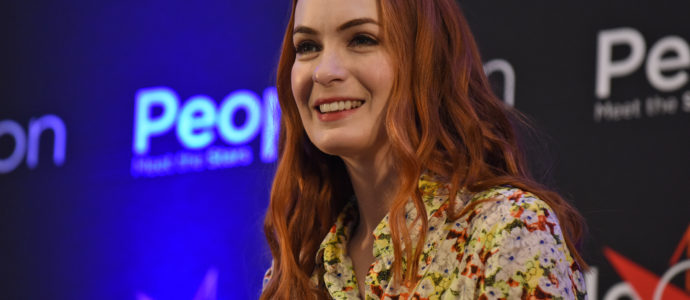 Q&A Felicia Day - DarkLight Con 3 - Supernatural