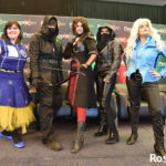 Concours cosplay - Super Heroes Con 4