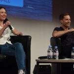 Panel Celina Sinden & Jonathan Keltz - Long May She Reign