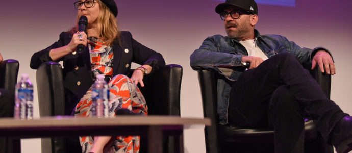 Panel Megan Follows & Alan van Sprang – Reign Convention
