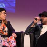 Panel Megan Follows & Alan van Sprang - Reign Convention