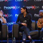 Q&A Ashleigh Murray, Camila Mendes & Charles Melton - Rivercon - Riverdale