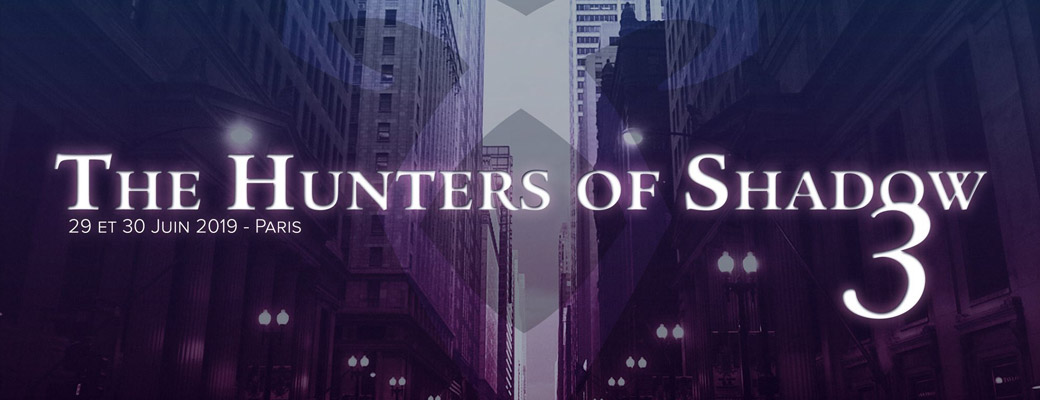 The Hunters of Shadow 3