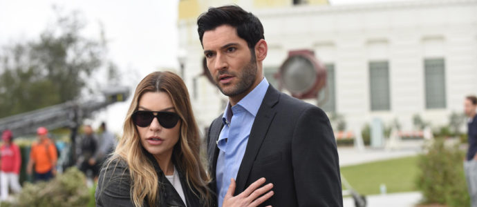 Lucifer : a convention for the show will be held in 2019