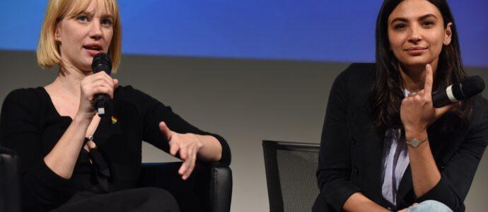 Panel Floriana Lima & Yael Grobglas - Supergirl, Jane the Virgin - Our Stripes Are Beautiful