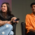 Q&A Isabella Gomez / Keiynan Lonsdale - Our Stripes Are Beautiful - One Day At A Time, The Flash