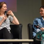 Panel Wayhaught - Kat Barrell & Dominique Provost-Chalkley - Wynonna Earp - Our Stripes Are Beautiful