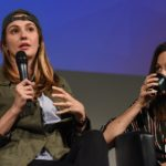 Q&A Wayhaught - Kat Barrell & Dominique Provost-Chalkley - Wynonna Earp - Our Stripes Are Beautiful
