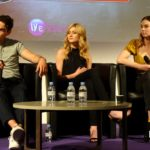 Q&A Tessa Mossey, Alberto Rosende & Katherine McNamara - Shadowhunters - The hunters of Shadow 3