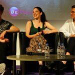 Q&A Will Tudor, Anna Hopkins & Luke Baines - Shadowhunters - The hunters of Shadow 3