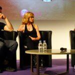 Panel Alberto Rosende & Katherine McNamara – Shadowhunters – The Hunters of Shadow 3