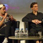 Q&A Will Tudor, Dominic Sherwood & Luke Baine - Shadowhunters - The hunters of Shadow 3