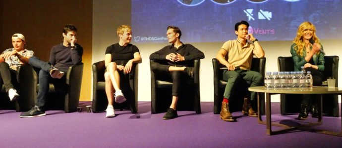 Panel de groupe - Shadowhunters - The Hunters of Shadow 3