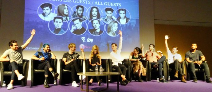 Group Panel - Shadowhunters - The Hunters of Shadow 3