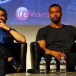 Panel Jade Hassouné & Isaiah Mustafa - Shadowhunters - The hunters of Shadow 3