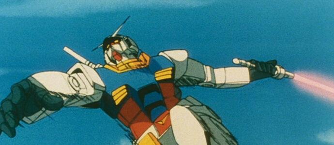 Gundam : un film live-action en préparation