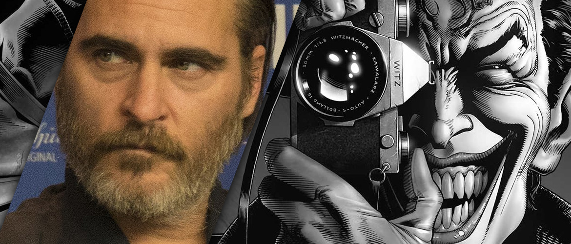 Joaquin Phoenix will be the Joker in Todd Philips' movie