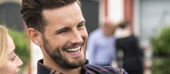 Our Stripes Are Beautiful : Nico Tortorella (Younger) en sera aussi