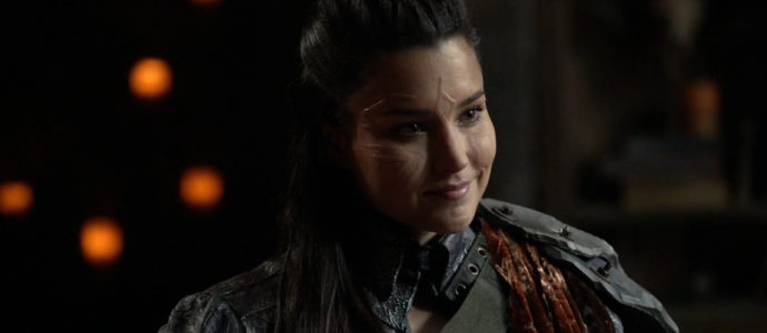 The 100 : Rhiannon Fish will be participating to the conventions of UltimEvents and Royal Events