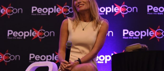 Panel Victoria Smurfit - The Happy Ending Convention 3 - Once Upon A Time