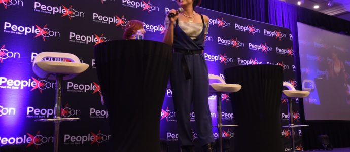 Q&A Lana Parrilla - The Happy Ending Convention 3 - Once Upon A Time
