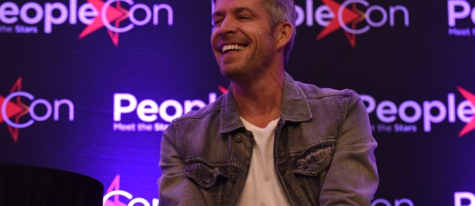Panel Sean Maguire, Tiera Skovbye & Rose Reynolds - The Happy Ending Convention 3 - Once Upon A Time
