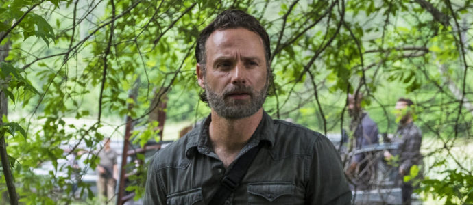 Comic-Con 2018 : Robert Kirkman officialise le départ d'Andrew Lincoln