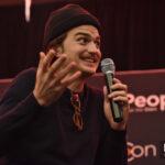 Joe Keery - Stranger Things - Fan Meet People Convention