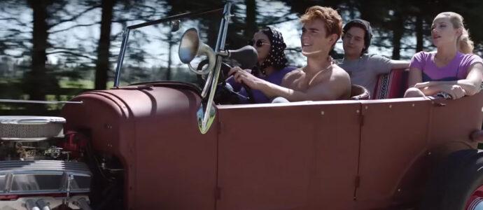 Riverdale : un trailer avec des images inédites de la saison 3