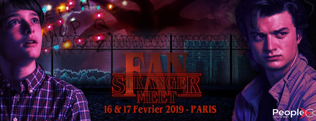 Stranger Fan Meet