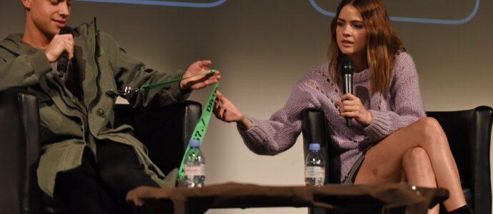 Q&A Andrew Matarazzo & Shelley Hennig - Teen Wolf - Wicked is Good