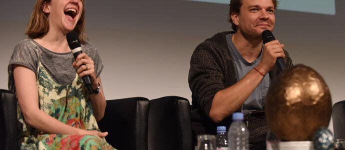 Panel Gemma Whelan & Pilou Asbaek - All Men Must Die 2 - Game of Thrones