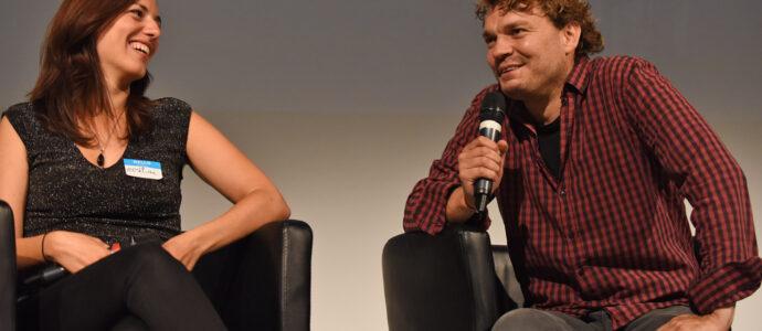 Convention Game Of Thrones - Panel with Gemma Whelan & Pilou Asbaek - All Men Must Die 2