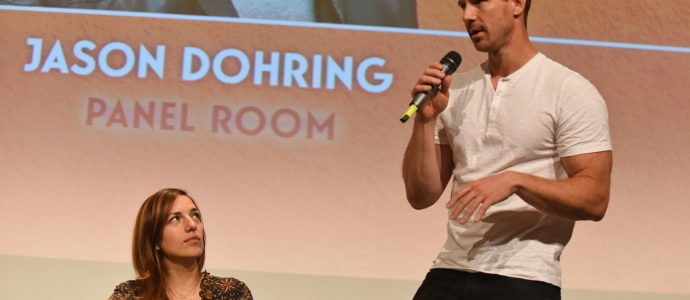 Panel Jason Dohring – Veronica Mars, iZombie, Moonlight – For The Love of Fandoms