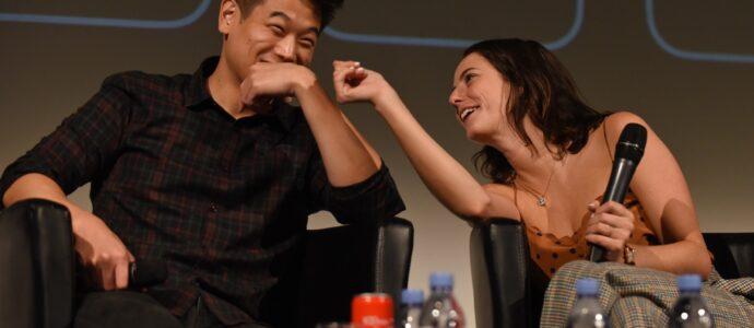 Panel Kaya Scodelario & Ki Hong Lee - The Maze Runner - Wicked is Good