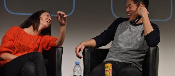 Panel Kaya Scodelario & Ki Hong Lee – The Maze Runner – Wicked is Good